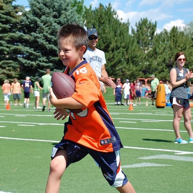 Picture of Denver Broncos Ability Clinic