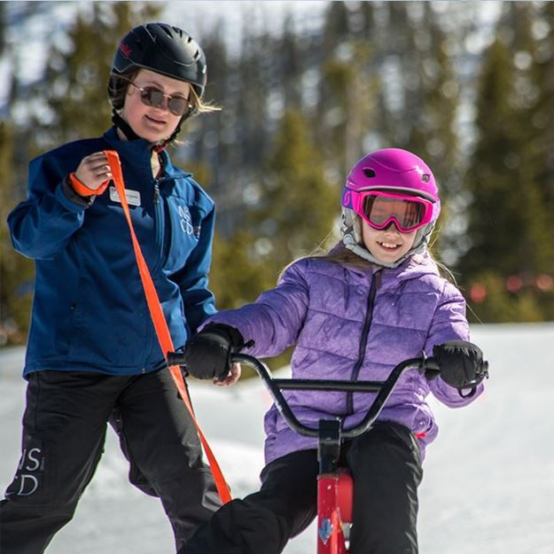 Picture of Alpine Weekly Group Lesson - Ski Bike