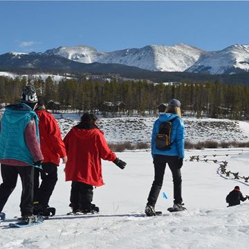 Picture of Nordic Weekly Group Lesson - Snowshoe