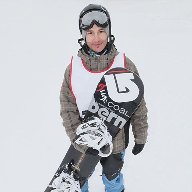 Picture of Special Olympics Alpine - Snowboard
