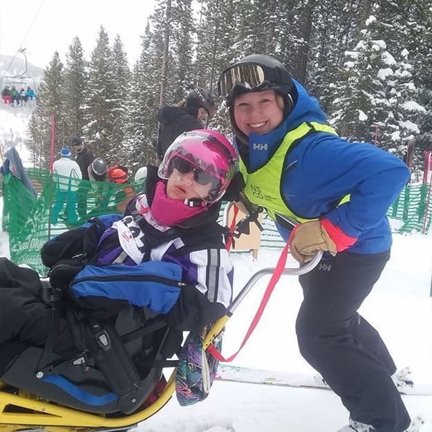 Picture of Special Olympics Alpine - Sit Ski