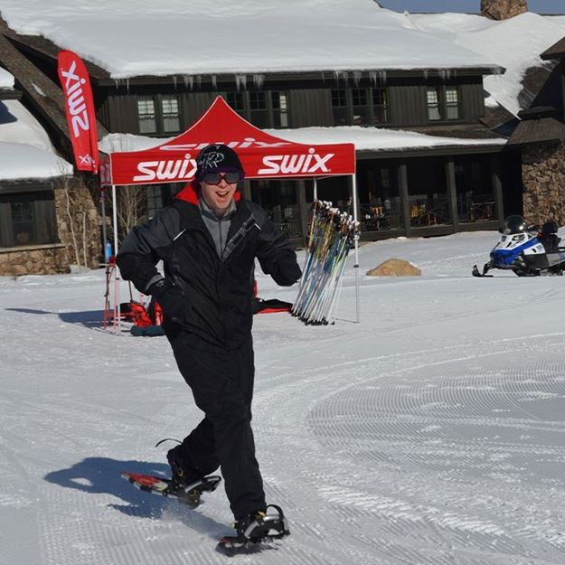 Picture of Nordic Special Olympics - Snowshoe