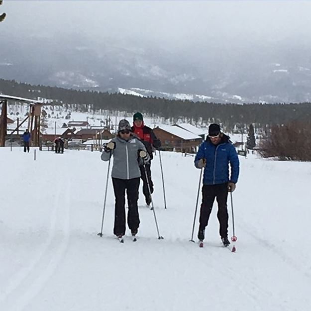 Picture of Nordic Special Olympics - Stand Ski