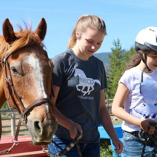 Picture of Therapeutic Horseback Riding - 4 Day Camp