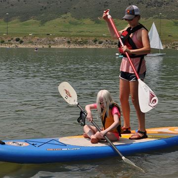 Picture of Individual Kayak, Raft, Paddle Board and Paracanoe Lessons