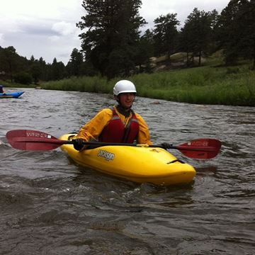 Picture of Introduction to Whitewater Kayak