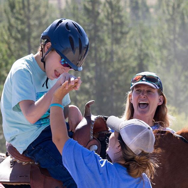 Picture of Therapeutic Horseback Riding, Camp, Single Days