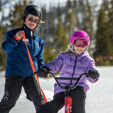 Picture of Alpine Individual Ski Bike - Full Day