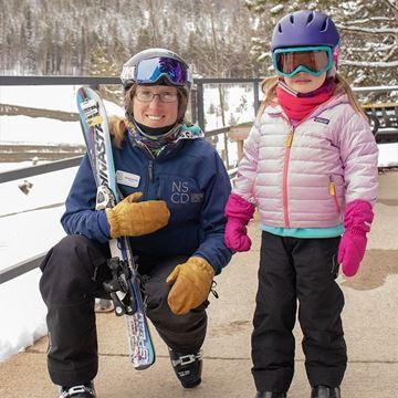 Picture of Alpine Inclusion Stand Ski - Full Day