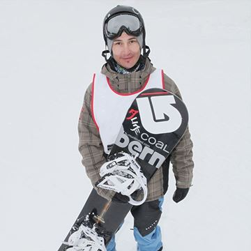 Picture of Alpine Inclusion Snowboard - Full Day