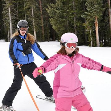 Picture of Alpine Family Stand Ski - Full Day