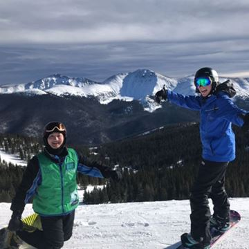 Picture of Alpine Family Snowboard - Full Day