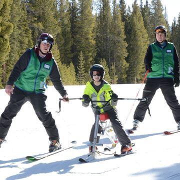 Picture of Alpine Family Ski Bike - PM